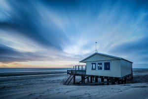 Strandhuisje Ameland