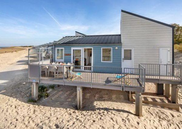Strandhuisje Zeeland voor 6 personen